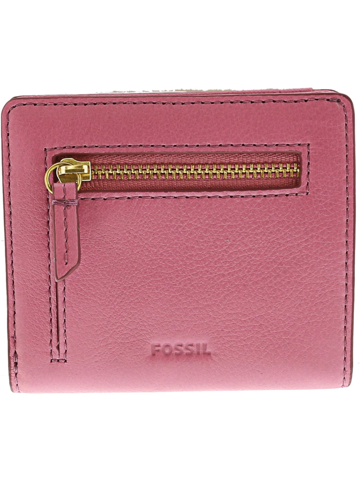 Fossil-Women-039-s-Emma-Rfid-Mini-Leather-Wallet thumbnail 38