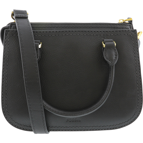 Fossil Women's Ryder Mini Satchel Leather Cross Body Bag
