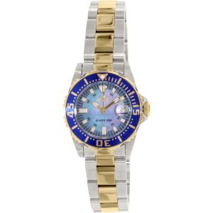 Invicta Women's 2961 Blue Stainless-Steel Quartz Watch
