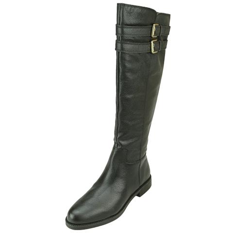 Franco Sarto Women's Christoff Leather Knee-High Boot