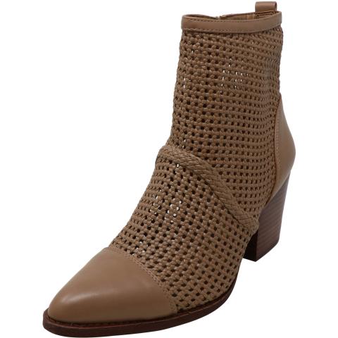 Sam Edelman Women's Elita Nappa High-Top Leather Boot