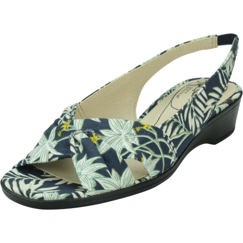 Life Stride Women's Mimosa 2 Ankle-High Fabric Sandal