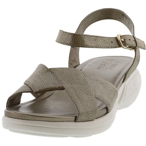 Naturalizer Women's Finlee Leather Sandal