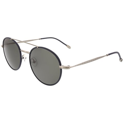 John Varvatos V799NAV52 Round Sunglasses