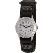Timex Children's Kids T79051 White Cloth Quartz Watch
