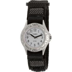 Timex Boy's Kids T79051 Black Cloth Quartz Watch