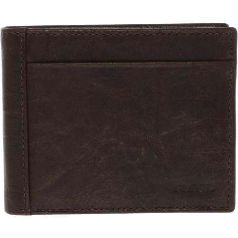 Fossil Men's Neel Flip Id Bifold Leather Wallet
