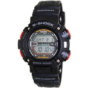Casio Men's G-Shock Mudman G9000-1V Digital Resin Quartz Watch