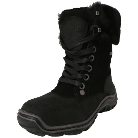 Pajar Canada Women's Abbie Mid-Calf Leather Snow Boot