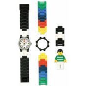 Lego Children's Soccer 4193356 White Plastic Quartz Watch