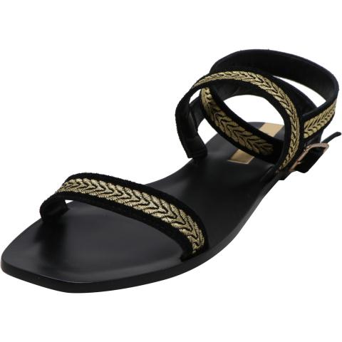 Kaanas Women's Brasilia Ankle-High Leather Sandal