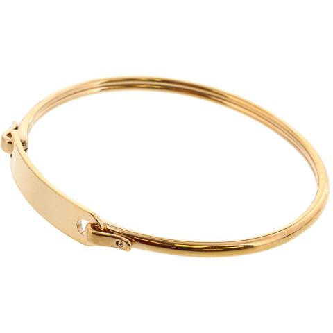 Fossil Women's Plaque Bracelet Link