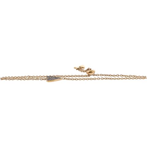 Fossil Women's Heart Bracelet