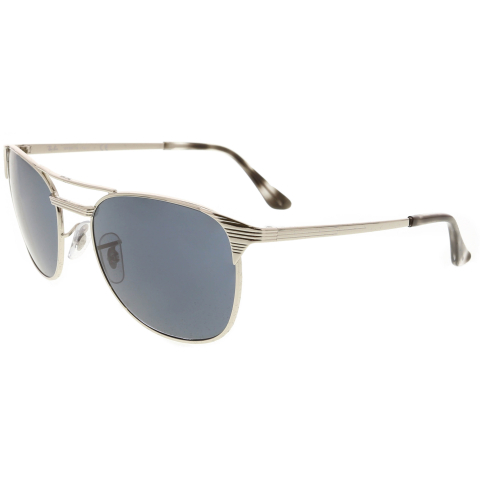Ray-Ban Signet RB3429M-003/RB-55 Silver Square Sunglasses