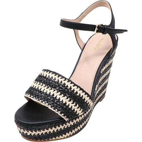 Aldo Women's Brorka Ankle-High Wedged Sandal