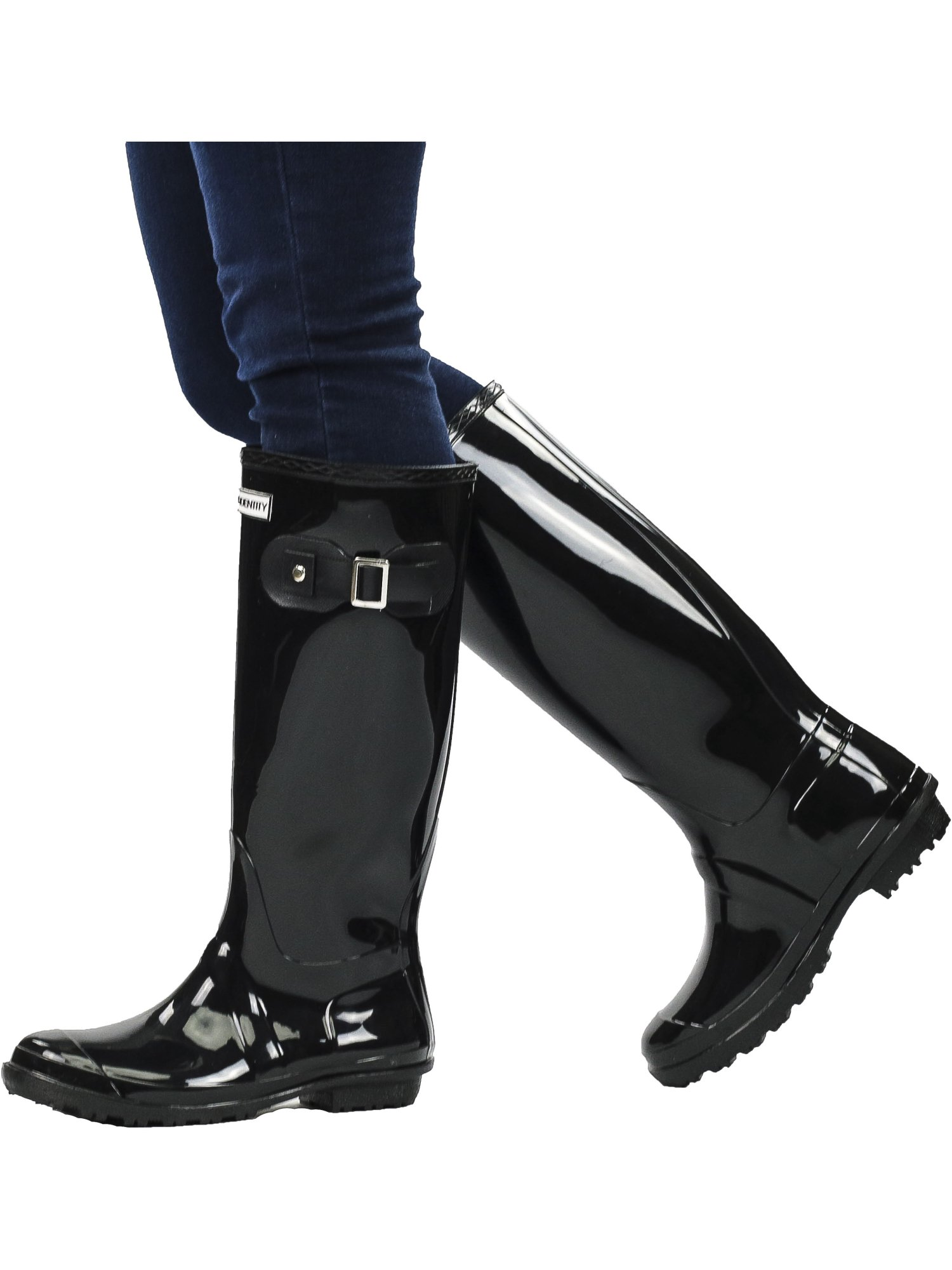 Exotic-Identity-Tall-Rain-Boots-Non-slip-100-Waterproof-for-Women