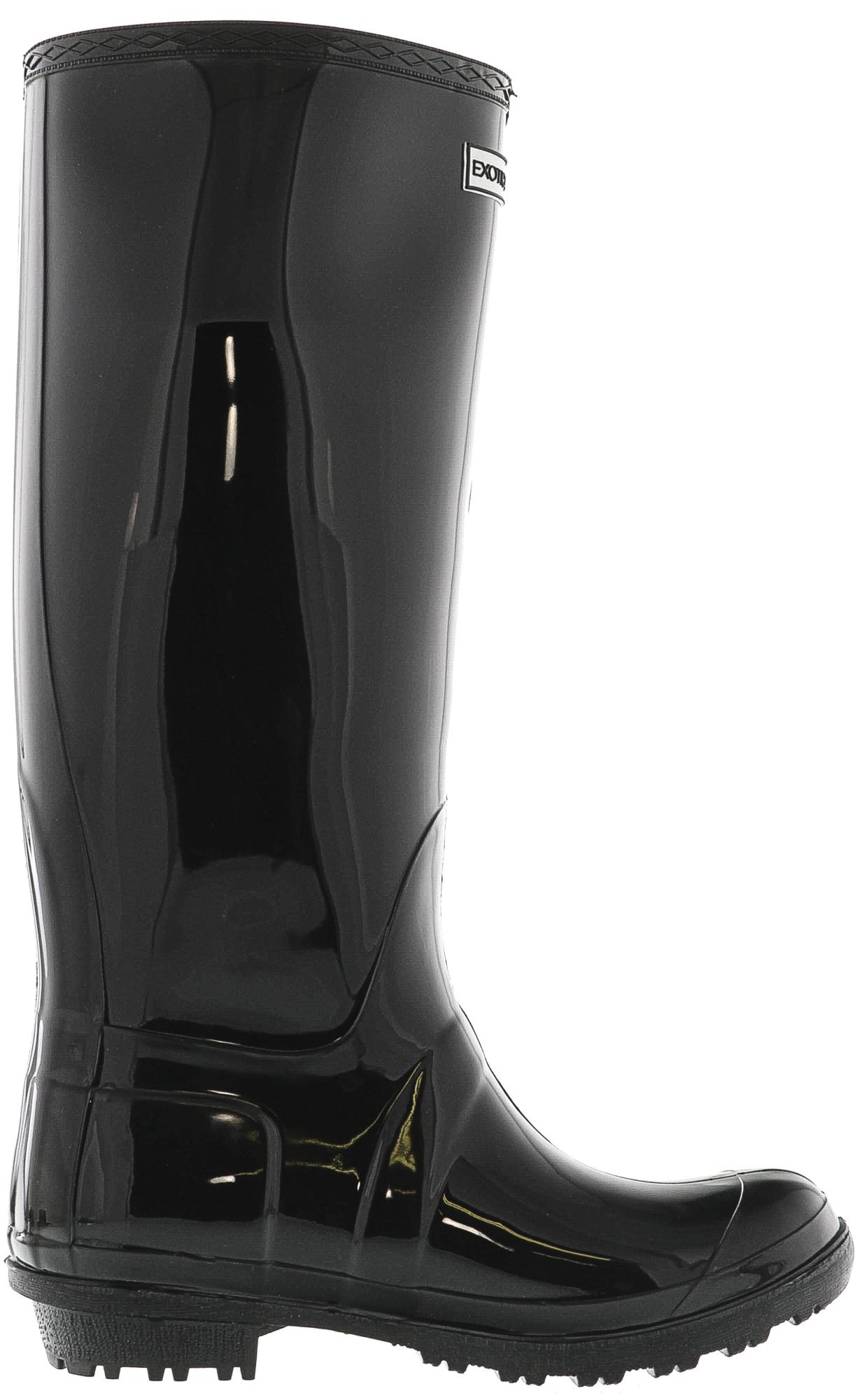 Exotic-Identity-Original-Tall-Rain-Boots-Waterproof-Premium-PVC-Nonslip-So thumbnail 11
