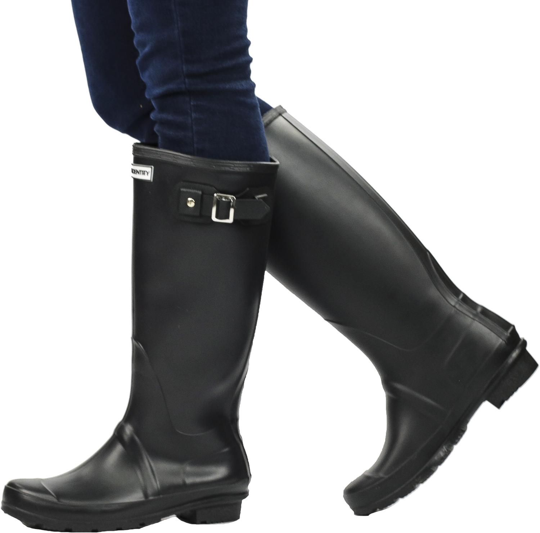 Exotic-Identity-Original-Tall-Rain-Boots-Waterproof-Premium-PVC-Nonslip-So thumbnail 27