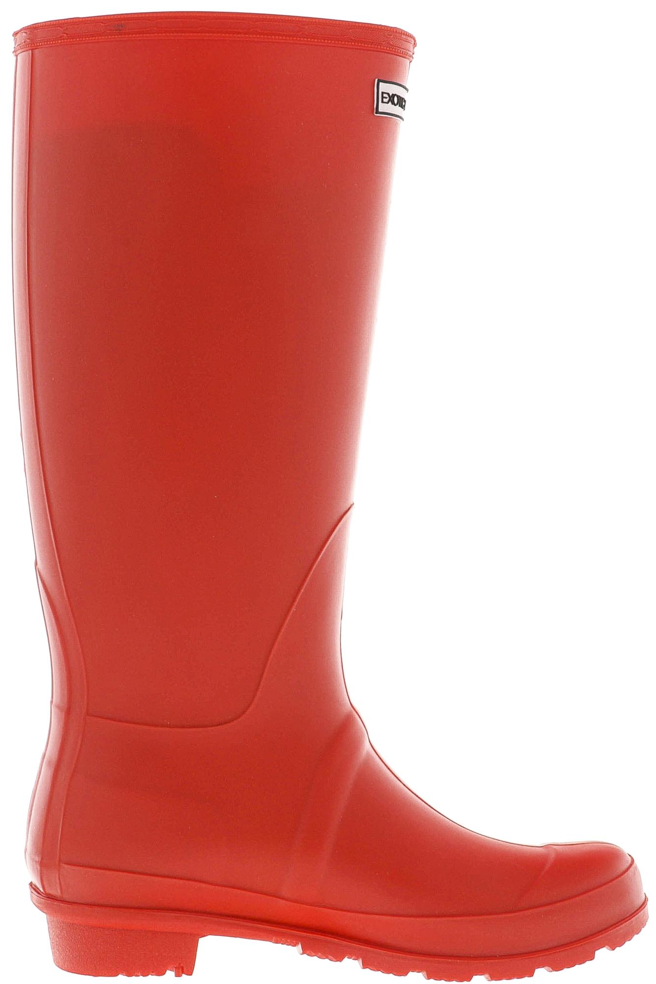 Exotic-Identity-Original-Tall-Rain-Boots-Waterproof-Premium-PVC-Nonslip-So thumbnail 39