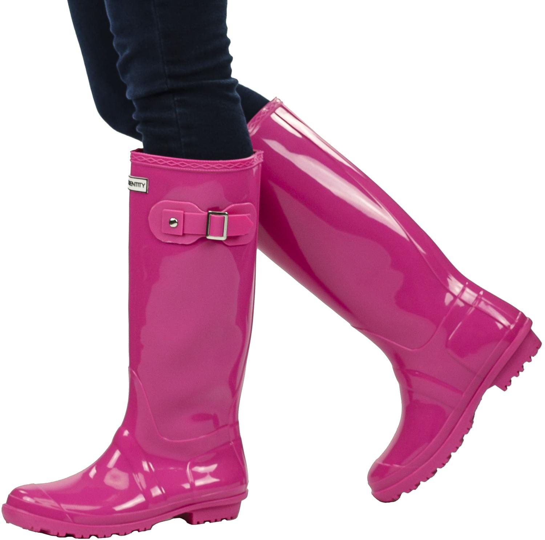 Exotic-Identity-Original-Tall-Rain-Boots-Waterproof-Premium-PVC-Nonslip-So thumbnail 15