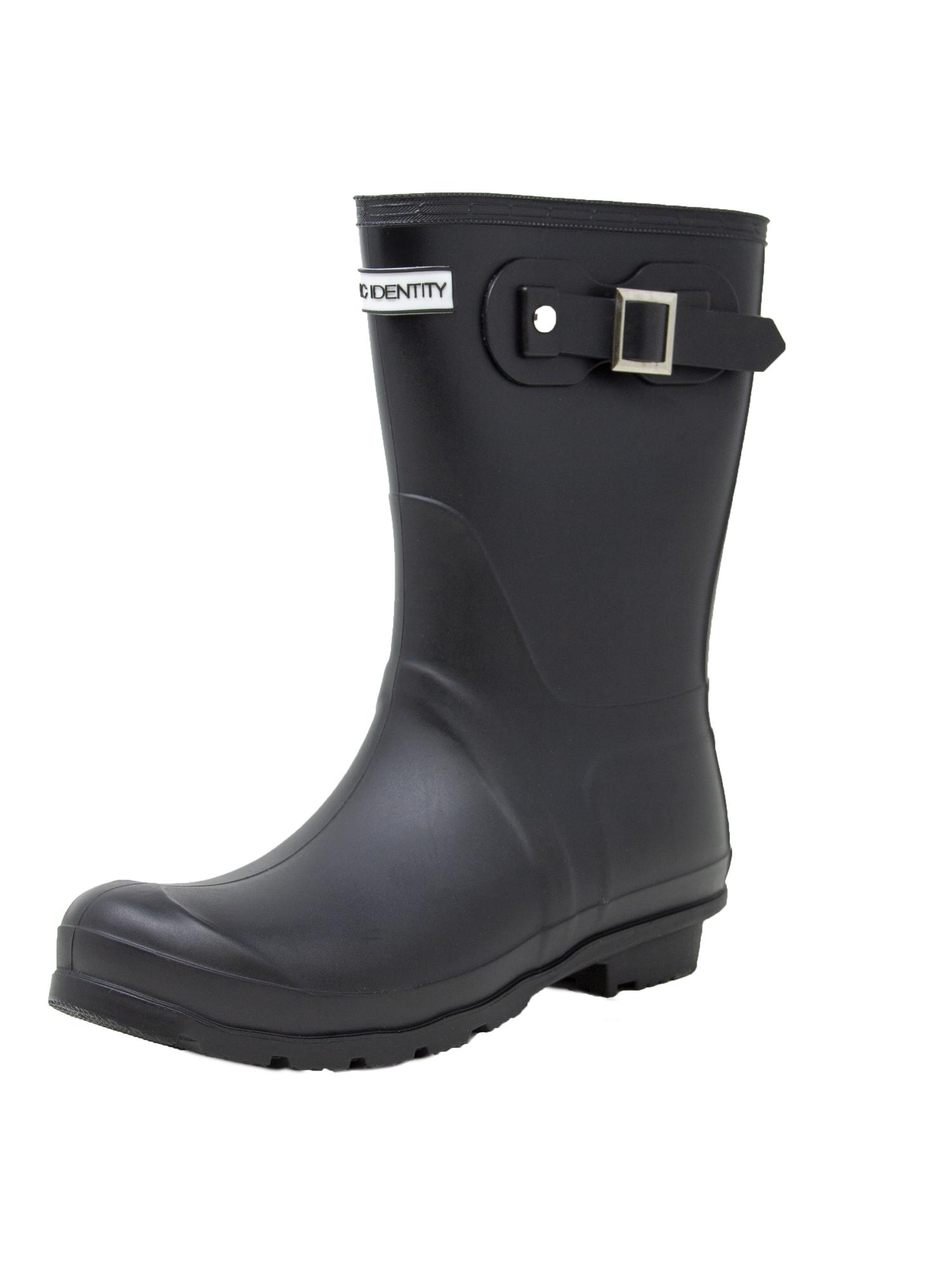 Exotic-Identity-Short-Rain-Boots-Non-Slip-100-Waterproof-for-Women thumbnail 7