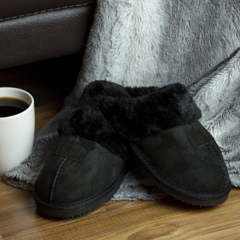 Kreated-Equal-Ultra-Cozy-Faux-Fur-Colette-Slipper-Cozy-Nonslip-Tread thumbnail 8