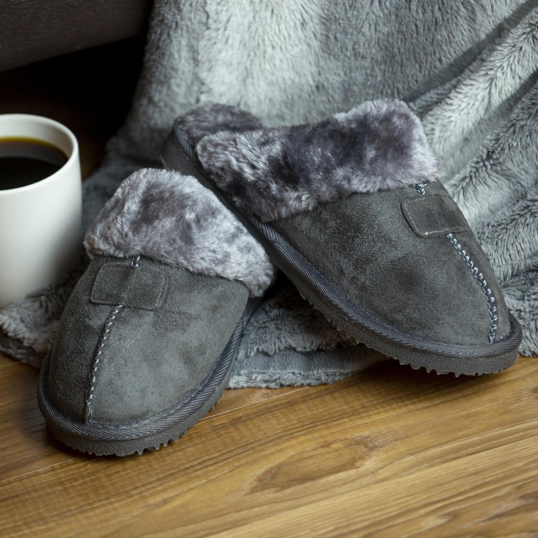 Kreated-Equal-Ultra-Cozy-Faux-Fur-Colette-Slipper-Cozy-Nonslip-Tread thumbnail 21
