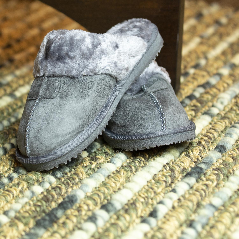 Kreated-Equal-Ultra-Cozy-Faux-Fur-Colette-Slipper-Cozy-Nonslip-Tread thumbnail 24