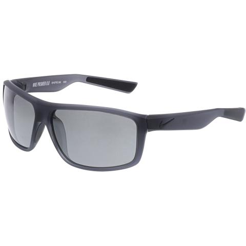 Nike Men's Premier 8.0 EV0792-061 Black Rectangle Sunglasses