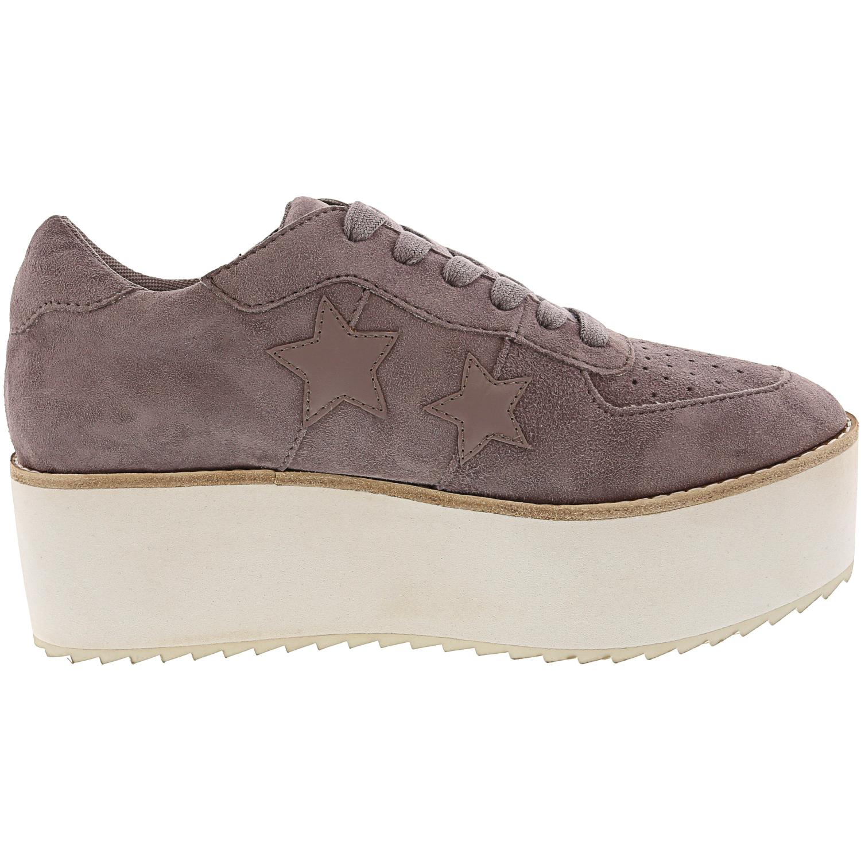 Steve Madden Women's Kudo Suede Ankle-High Fashion Sneaker ...