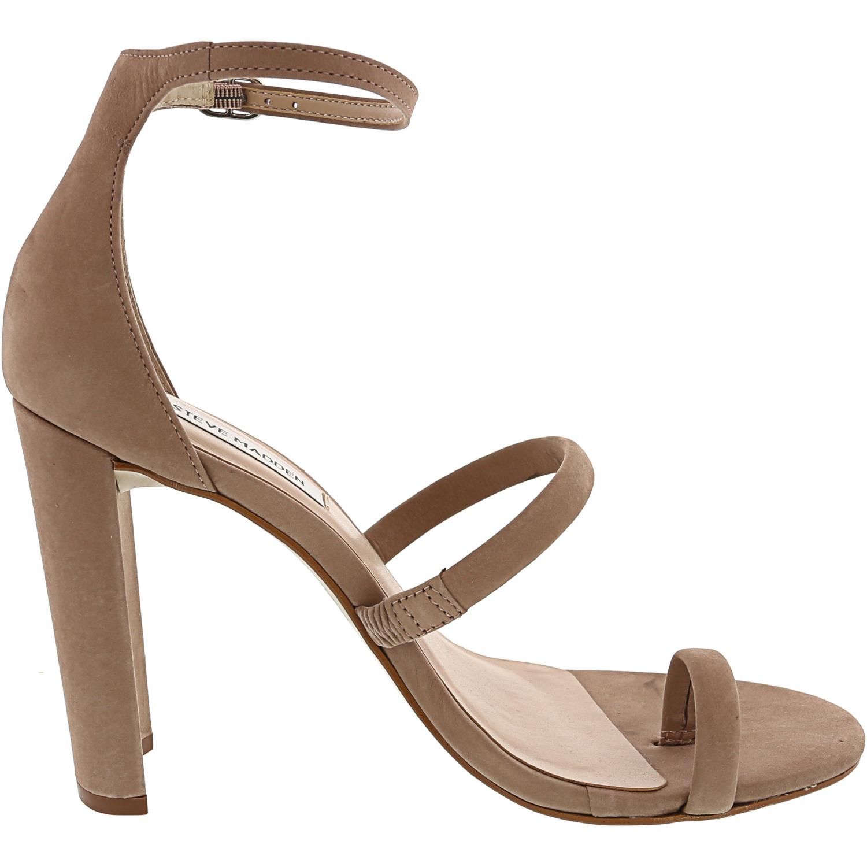 Steve-Madden-Women-039-s-Pamelina-Nubuck-Ankle-High-Leather-Pump thumbnail 8