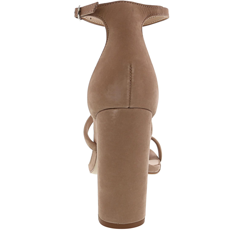 Steve-Madden-Women-039-s-Pamelina-Nubuck-Ankle-High-Leather-Pump thumbnail 9