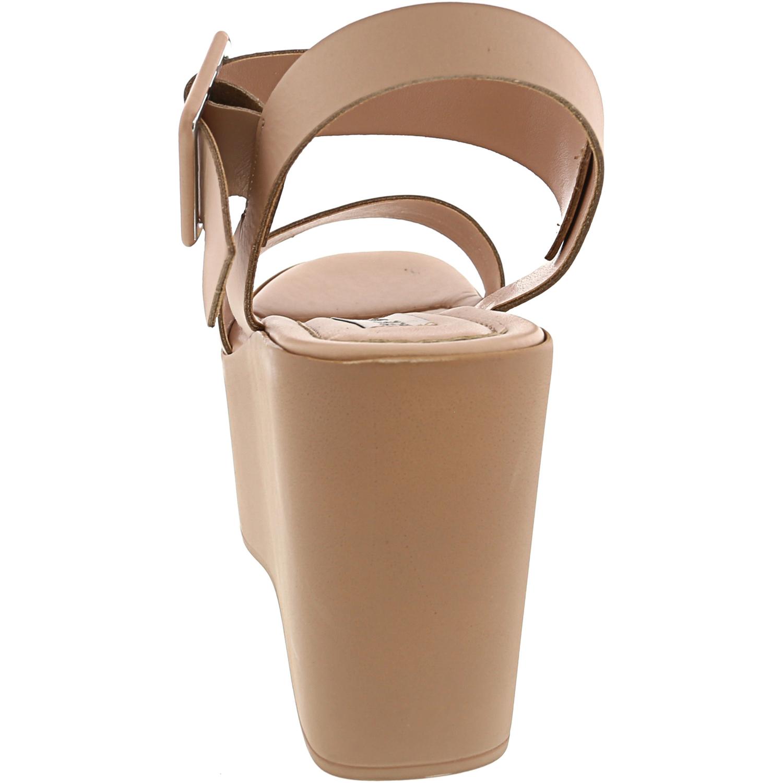 Steve-Madden-Women-039-s-Joelle-Ankle-High-Leather-Sandal thumbnail 6