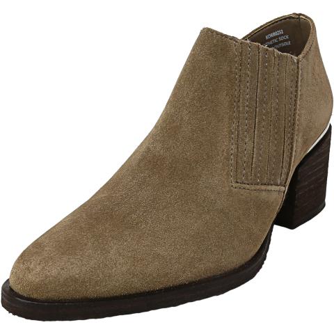 Steve Madden Women's Korral Suede Leather Boot