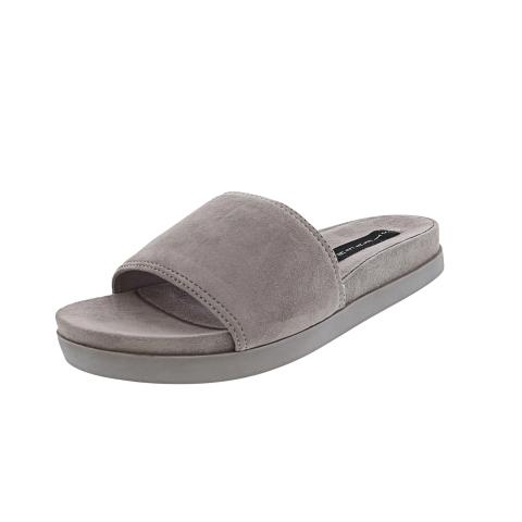 Steve Madden Women's Saunders Suede Slip-On Shoes