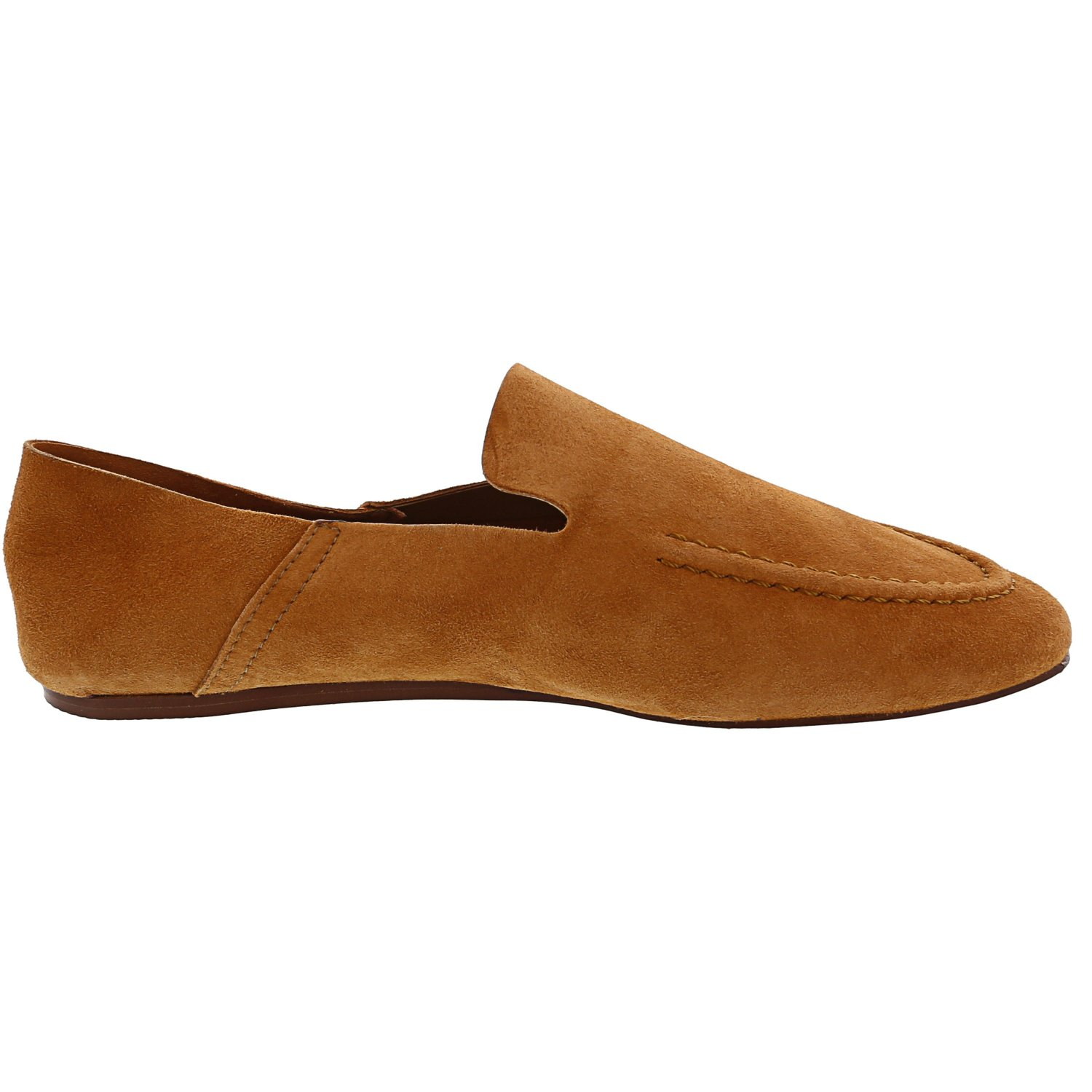 Steve-Madden-Women-039-s-Bethany-Suede-Ankle-High-Loafer thumbnail 5