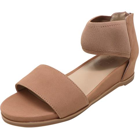 Steven Women's Evie Mid-Top Leather Sandal