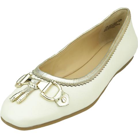 Aerosoles Women's Mint Julip Leather Ankle-High Ballet