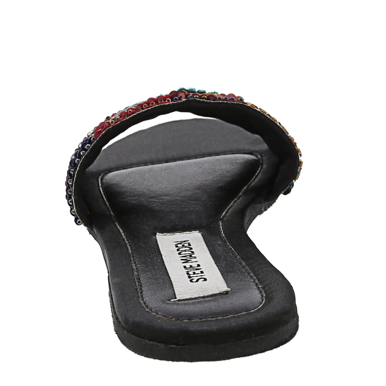 Steve-Madden-Women-039-s-Noble-Fabric-Slip-On-Shoes thumbnail 6