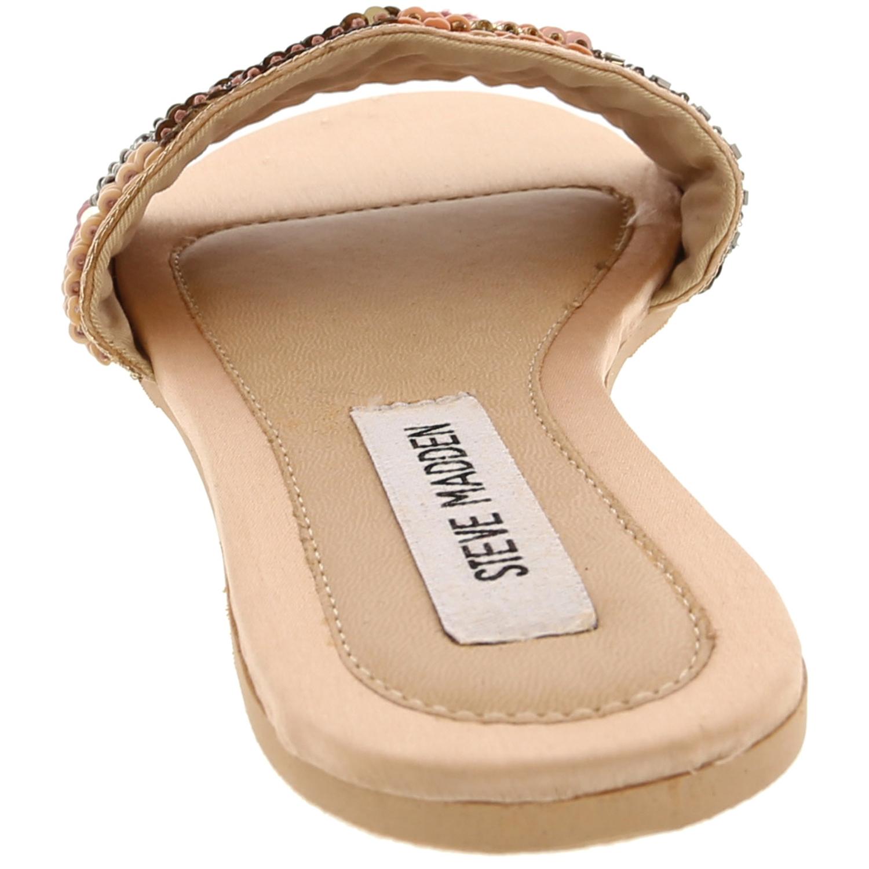 Steve-Madden-Women-039-s-Noble-Fabric-Slip-On-Shoes thumbnail 9