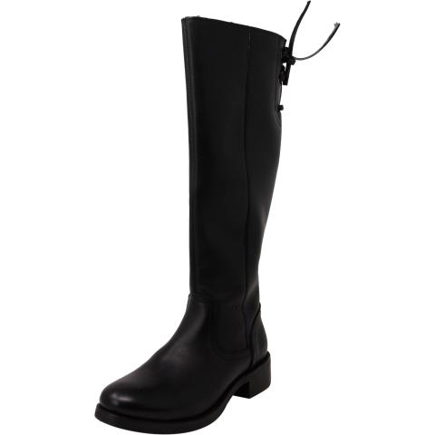 Steve Madden Women's Lover Leather Knee-High Over-the-Knee