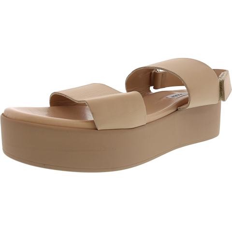 Steve Madden Women's Rachel Ankle-High Leather Sandal