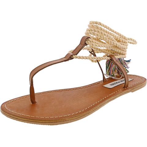Steve Madden Women's Waves Leather Sandal
