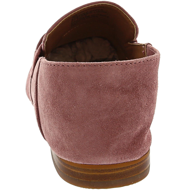 Steve-Madden-Women-039-s-Kerin-Suede-Ankle-High-Loafer thumbnail 12