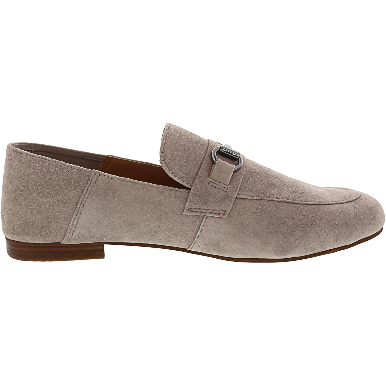 Steve-Madden-Women-039-s-Kerin-Suede-Ankle-High-Loafer thumbnail 8