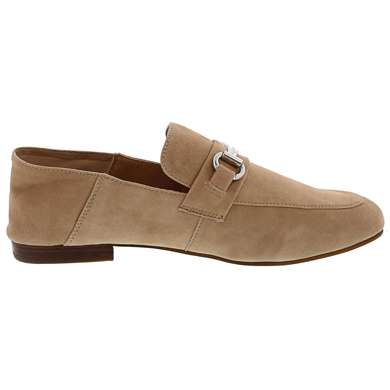 Steve-Madden-Women-039-s-Kerin-Suede-Ankle-High-Loafer thumbnail 5
