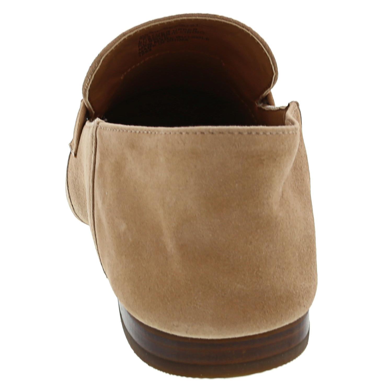 Steve-Madden-Women-039-s-Kerin-Suede-Ankle-High-Loafer thumbnail 6