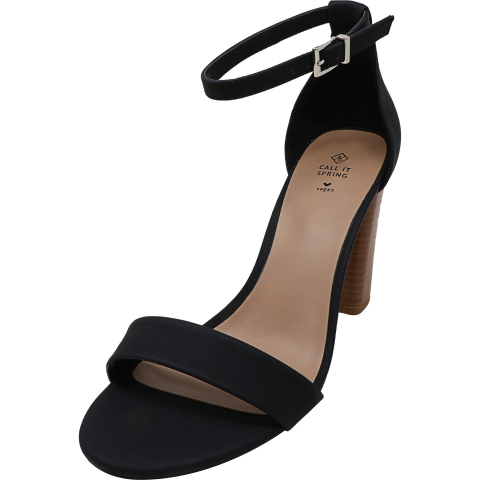 Call It Spring Women's Yenalla Ankle-High Heel