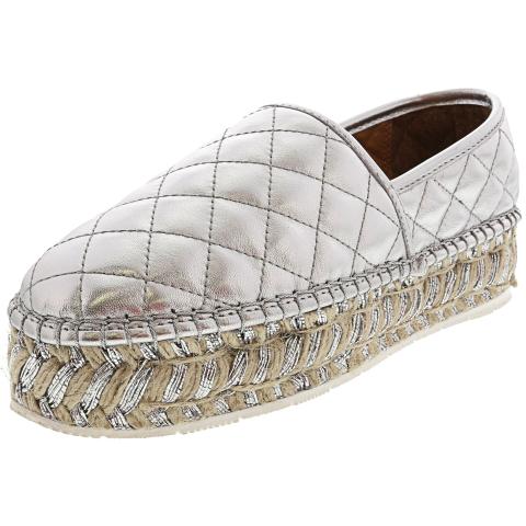 J/Slides Women's Renata Leather Ankle-High Slip-On Shoes