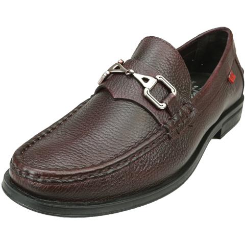 Marc Joseph New York Men's Astoria Grainy Ankle-High Leather Loafers & Slip-On